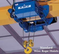 wire-rope-hoist